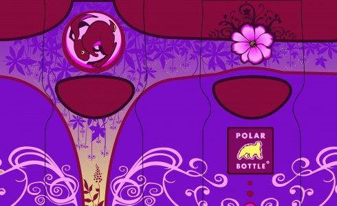 Polar bottle design